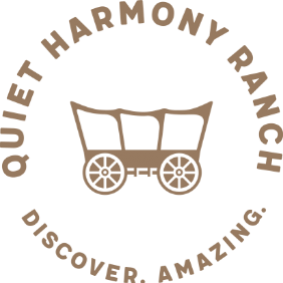 Quiet Harmony Ranch logo