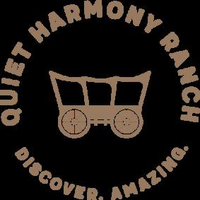 Quiet Harmony Ranch logo